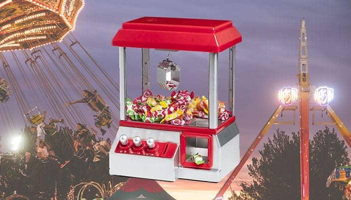 Fairground Candy Grabber