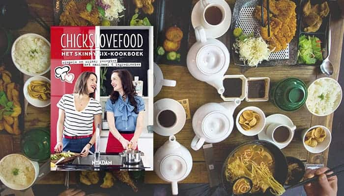Skinny six kookboek om af te vallen