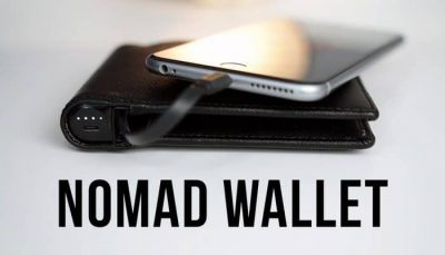 Nomad wallet preview