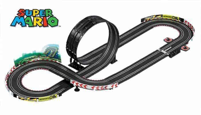 Super Mario Carrera racebaan