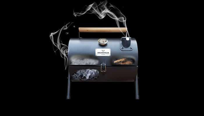 Gusta bbq smoker grill vaderdagtip 2