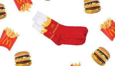 mcdonalds sokken