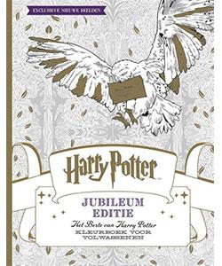 Harry Potter kleuren voor volwassenen