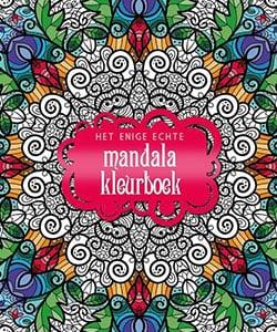 Mandala kleurboek volwassenen
