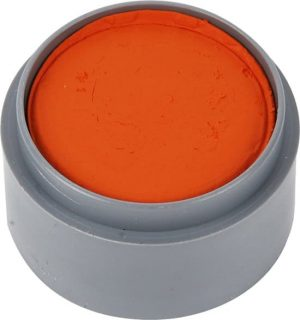 Oranje schmink