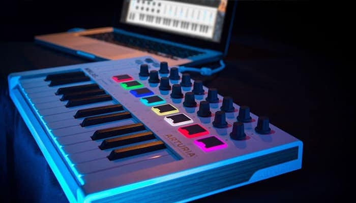 Arturia Minilab MKII toetsenbord