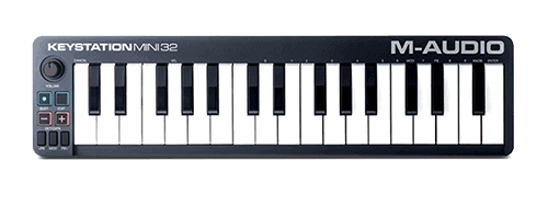 M-Audio Keystation Mini 32 midi keyboard USB