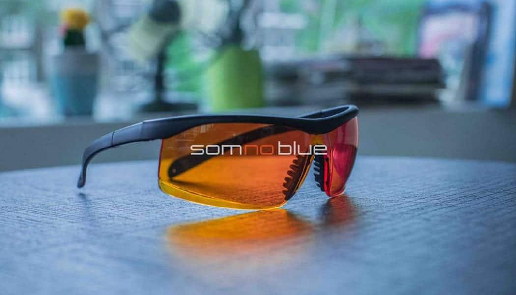 Somnoblue slaapbril