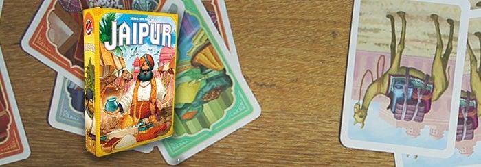Jaipur kaartspel voor duo's