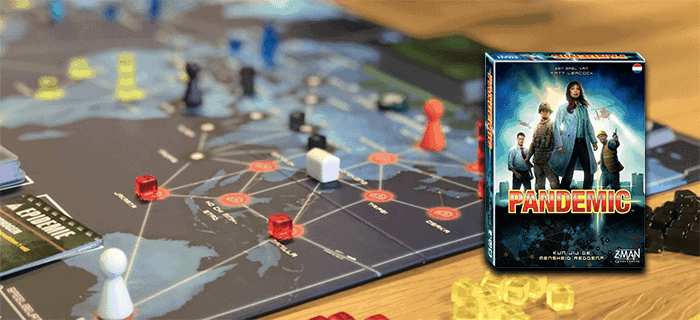 Pandemic kopen