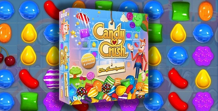 Het Candy Crush bordspel