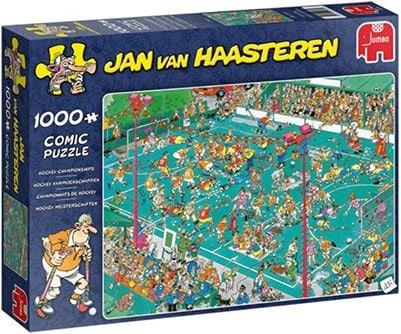 Hockey puzzel 1000 stukjes JUMBO