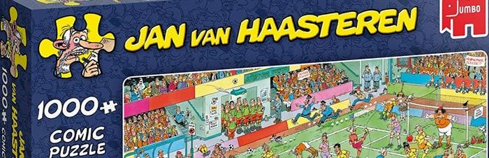 Jan van Haasteren legpuzzels