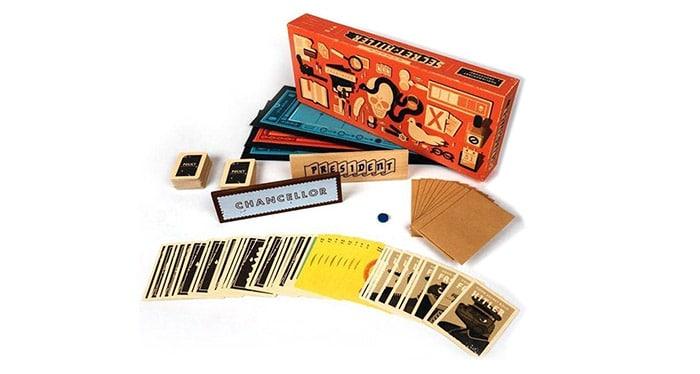 Secret Hitler bordspel volwassenen