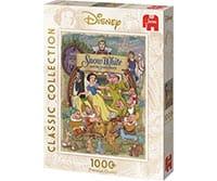 Disney's Sneeuwwitje puzzel van duizend stukjes