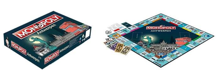 Monopoly Antwerpen uitgave