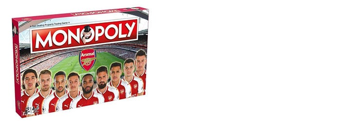 Monopoly Arsenal editie