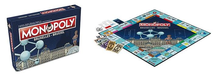 Monopoly Brussel/Bruxelles