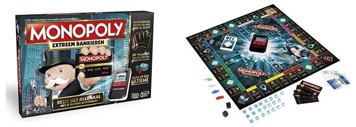 Monopoly Extreem Bankieren editie