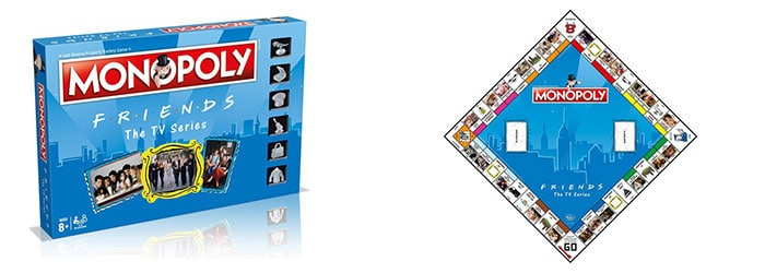 Monopoly Friends TV