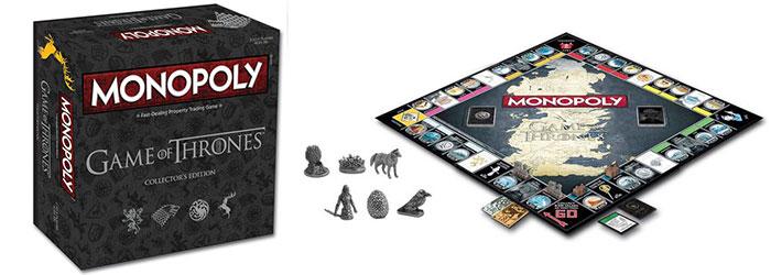Monopoly Game of Thrones editie