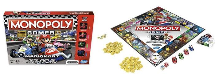 Monopoly Gamer Mario Kart editie