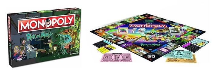 Monopoly Rick & Morty editie
