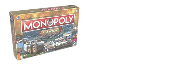Monopoly 't Gooi editie