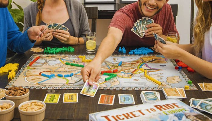 Ticket To Ride voor gezinnen
