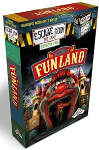 Escape Room The Game Welcome to Funland