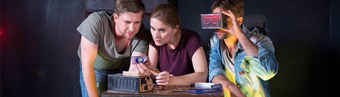 Escape Room Virtual Reality editie