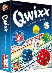 Qwixx leukste reisspelletje