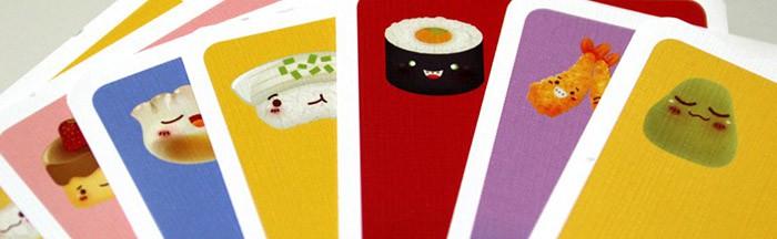 Sushi Go, super leuk voor op reis en vakantie!
