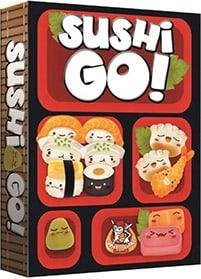 Sushi Go leukste reisspel