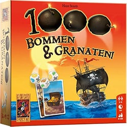 1000 bommen en granaten spel