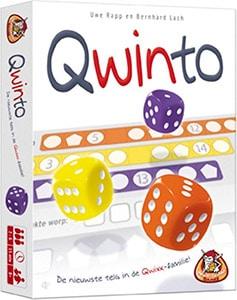 Qwinto roll & write spel