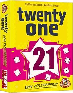 Twenty One 21 bordspel