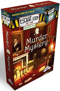 Escape Room The Game Murder Mystery