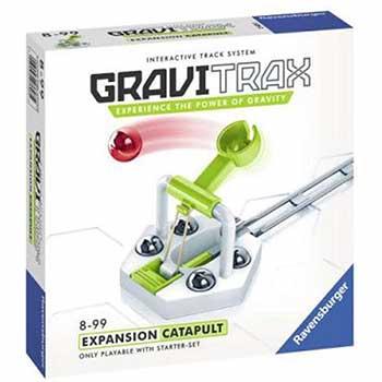 GraviTrax knikkerbaan Catapult uitbreiding