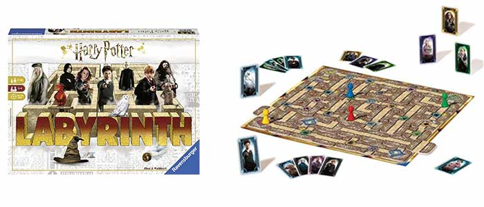 Harry Potter Labyrinth bordspel