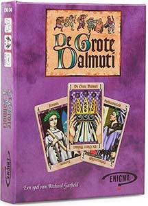 De grote Dalmuti reisspel