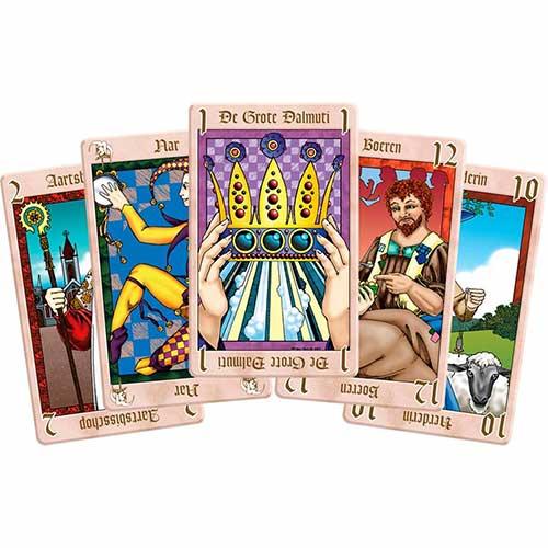 De Grote Helmuti kaarten kopen