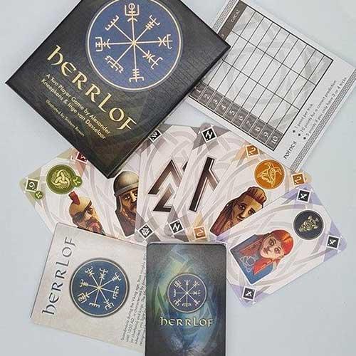 Herrlof kaartspel