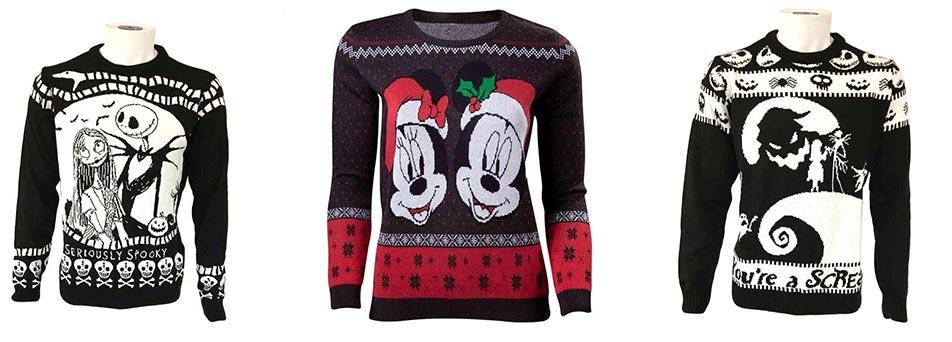Disney kersttruien Bol