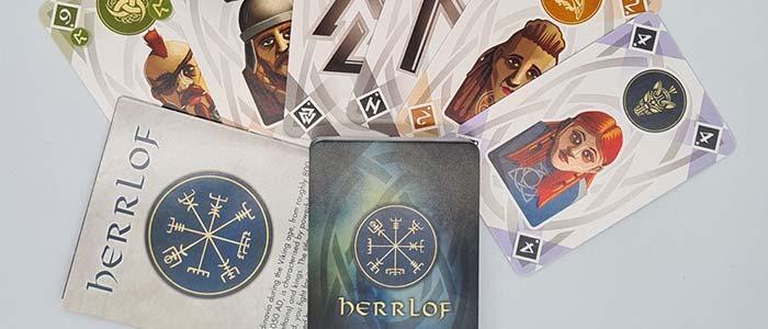 Herrlof Viking kaarten