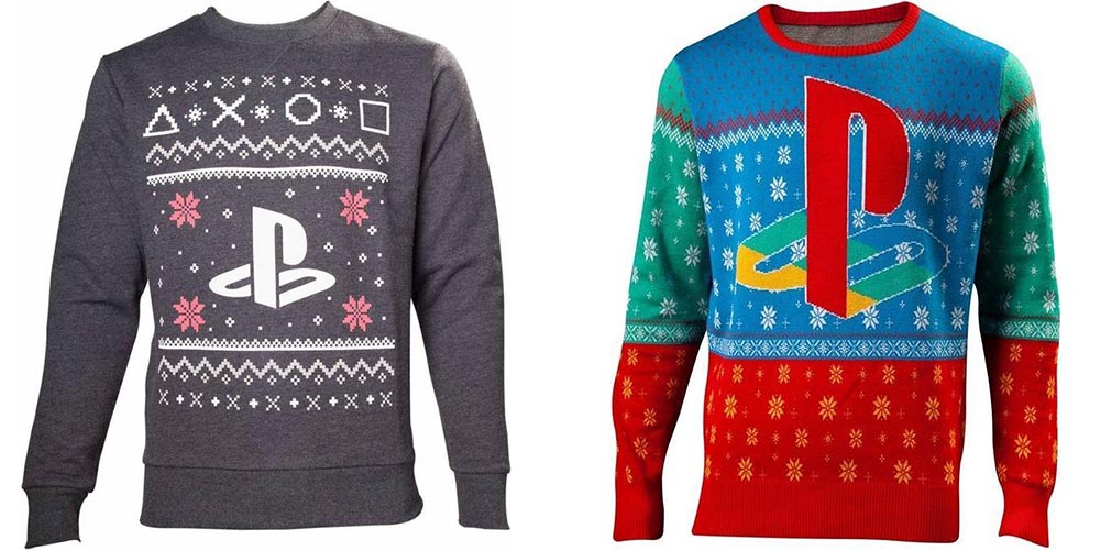 Playstation game kersttruien